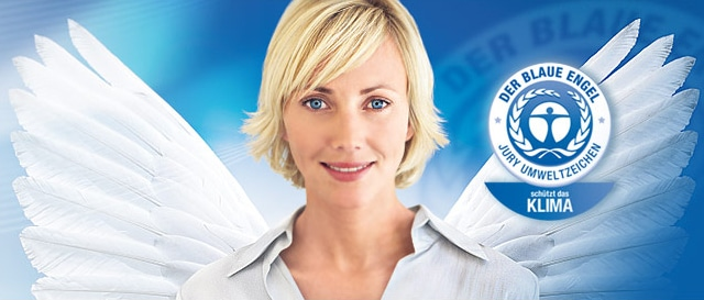 Egger със международен сертификат Blue Angel