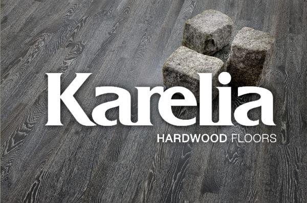 Трислоен паркет Karelia