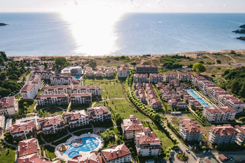 GREEN LIFE SOZOPOL BEACH RESORT 1