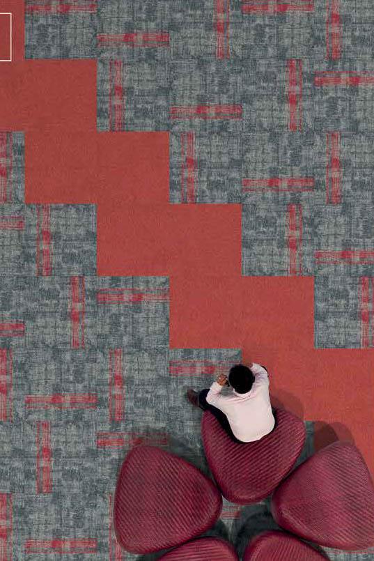 Мокет на плочи Tarkett Domino 77593