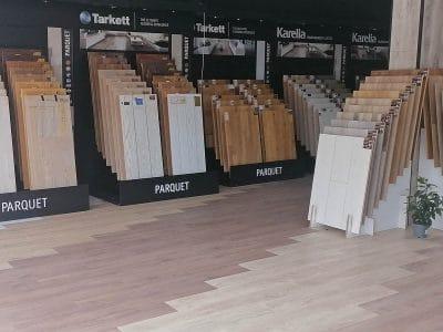 Изглед на магазин Ямбол
