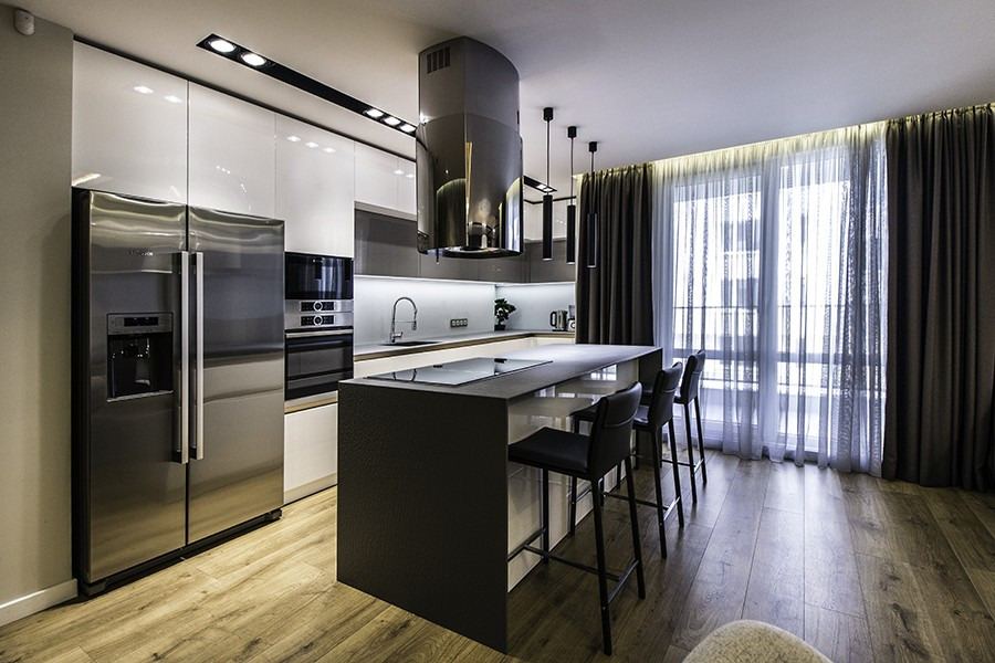 Кухня Green Place